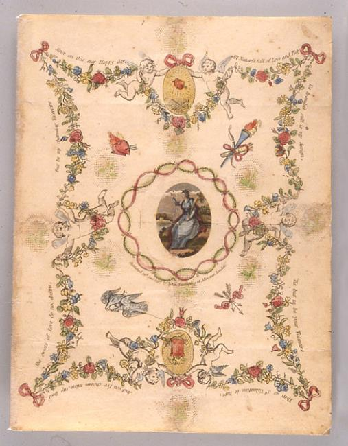 Valentine Card from 1797